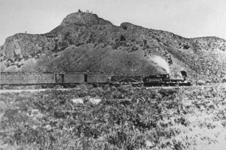 Golden Spike, el primer ferrocarril transcontinental