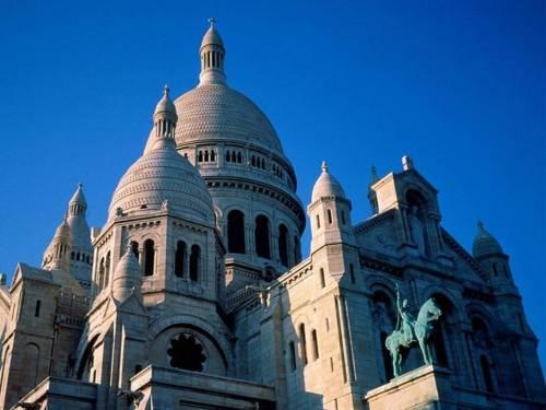 Sagrado Corazón en París