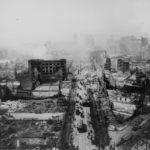 San Francisco, el gran terremoto de 1906