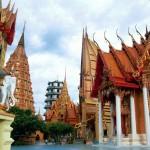 Fotos de Tailandia, armonía y sabiduría