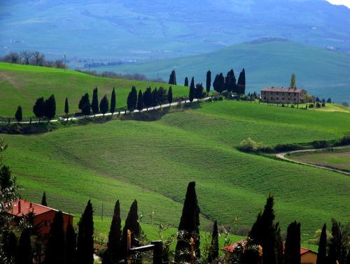 viajar por la Toscana