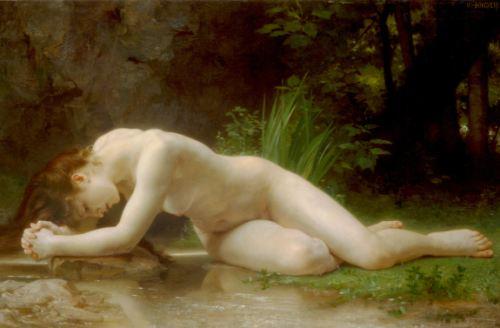 Sintiendo con William-Adolphe Bouguereau